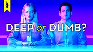 Netflix's MANIAC: Is It Deep or Dumb? - Wisecrack Edition