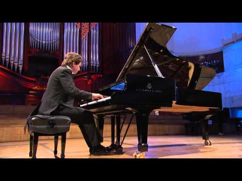 Jayson Gillham – Etude in A minor, Op. 10 No. 2 (first stage, 2010)