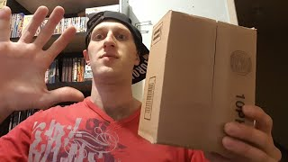 UnBoxing 5 WWE DVDs