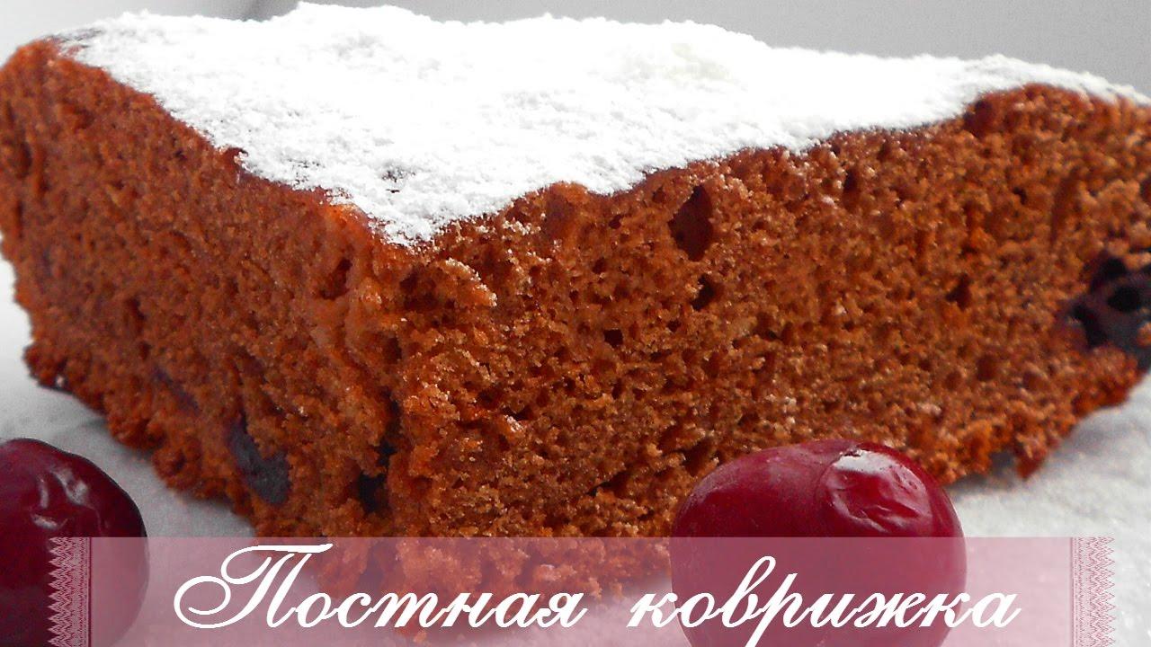 Рецепт коврижки на кефире пошагово