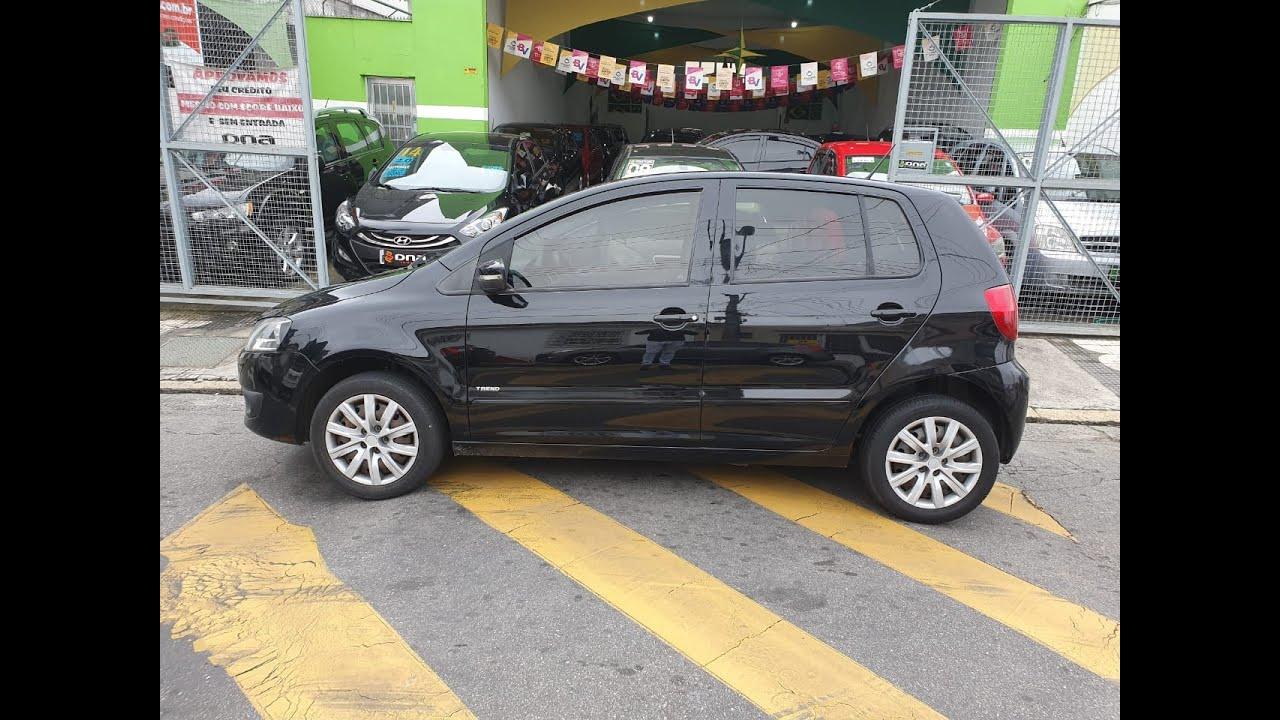 VW/ FOX TREND 1.6 COMPLETO 2011 TEM SCORE BAIXO LIGA AGORA!!!