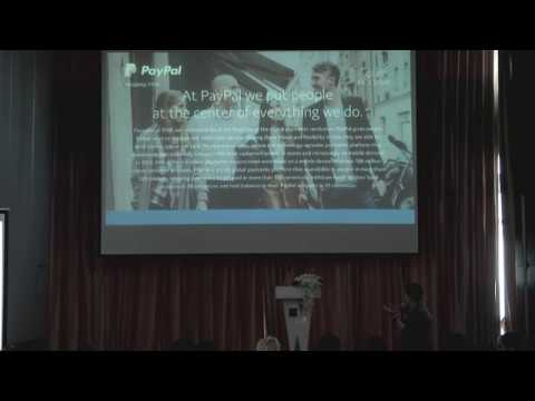 Insight from Paypal - Mr. Somwang Luangphaiboonsri (Country Manager Paypal)
