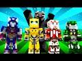 Fnaf World - Transformers! (minecraft Roleplay) Night 15 video