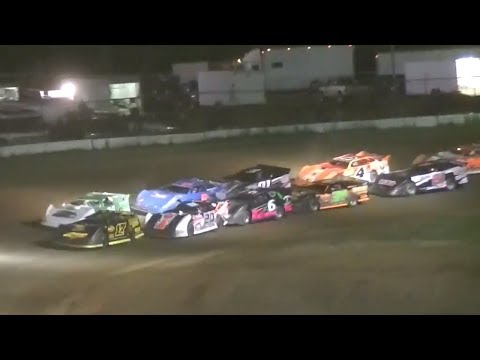RUSH Crate Late Model Feature | McKean County Raceway | 6-21-14