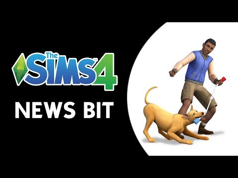 The Sims 4 News Bit: Pets In November???