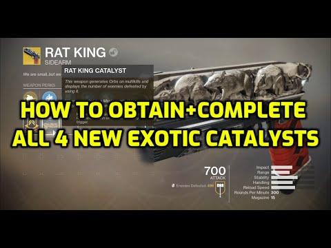 rat king disabled