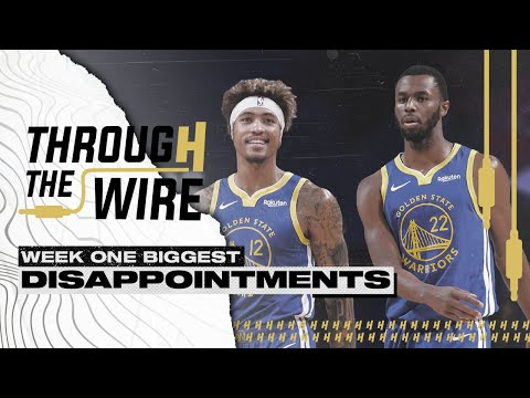The Biggest Disappointments of Week 1   Through The Wire Podcast