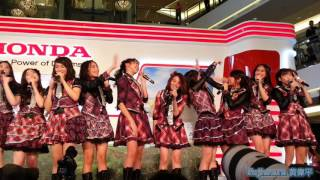 JKT48 - Part 2 Honda Exhibition @.Mall Taman Anggrek 20/02/16