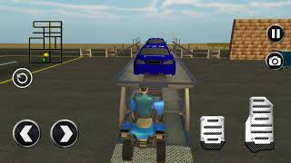 ATV Quad Bike Rider Police Plane Transport Game / Android Game / Game Rock