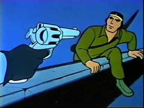 Lone Ranger Cartoon 1966 - The Fly - Full & Complete ...