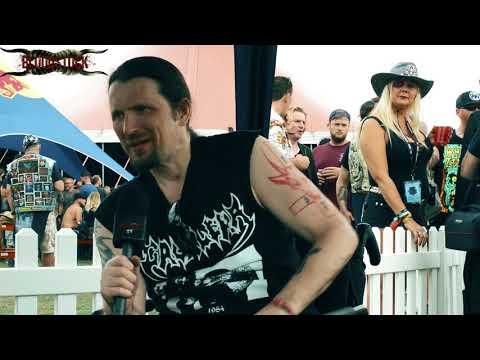 Jeff Becerra -  Possessed Interview - Bloodstock 2017
