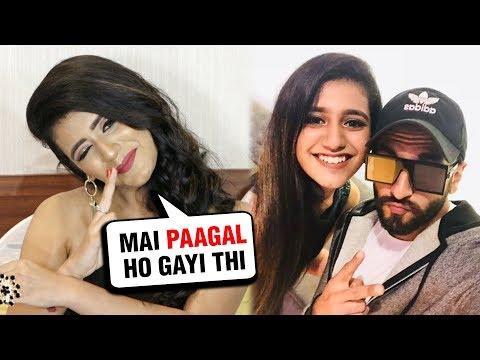 Priya Varrier EPIC Reaction On Meeting Ranveer Singh At URI Screening Mp3