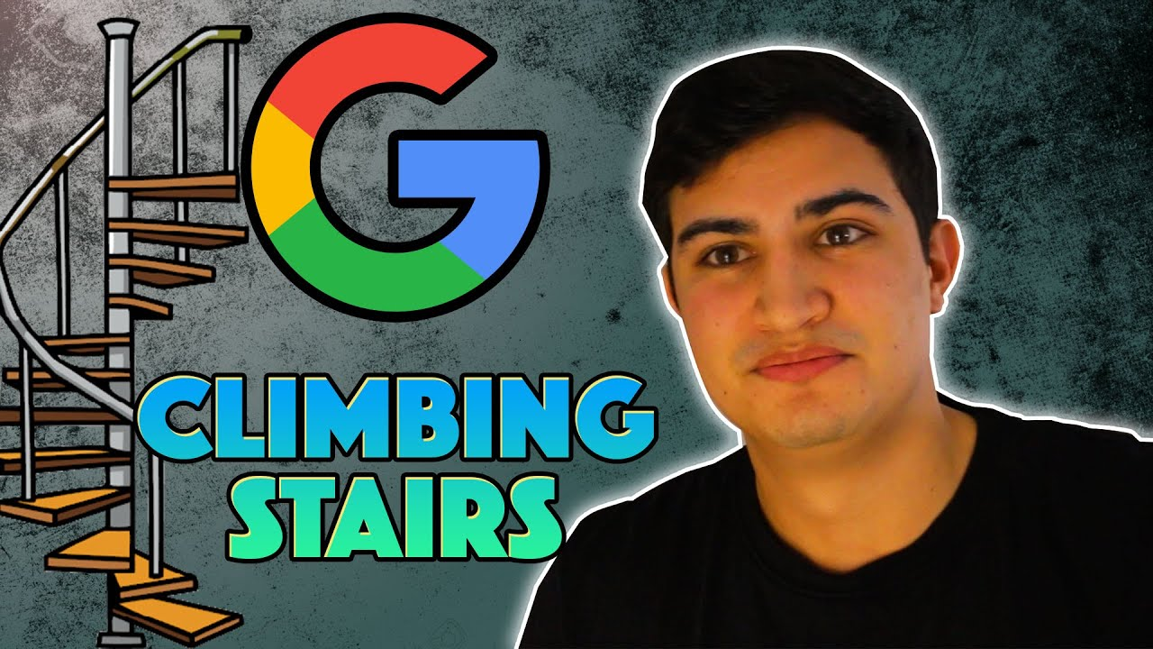 Google Coding Interview (2019) - Climbing Stairs (LeetCode)