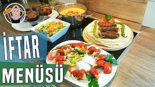Beyti kebap ve kremali sebze corbasinin tarifi-iftar menüsü+Hatice Mazi