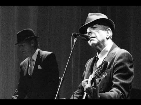 "Leonard Cohen - Everybody Knows ""Karaoke"""