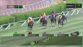 Vidéo de la course PMU PREMIO TIRIAC