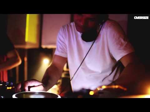 Jerome Sydenham x Oversize, Live at CasaMiaClub, Genoa, Italy (13.01.2017) #oversizeit
