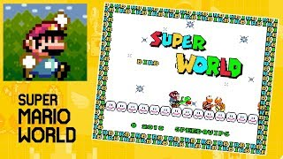 Super Birb World [Preview] • Super Mario World ROM Hack (SNES/Super Nintendo)