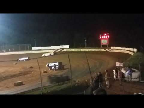 Super late models at Duck River Speedway Memorial Day race