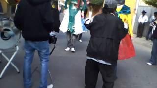 la fiera en accion fiesta d la loma 2012