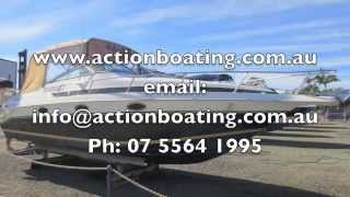 Cobalt 26 Sport Cruiser for sale Action Boating Boat Dealer Gold Coast