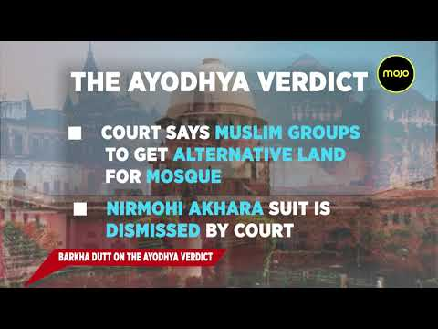 Barkha Dutt On #Ayodhya Verdict And The Big Takeaways As Court Clears Way For Ram Mandir