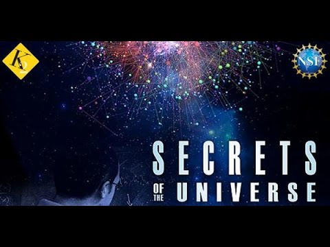 Join the Quest to Solve the Secrets of the Universe