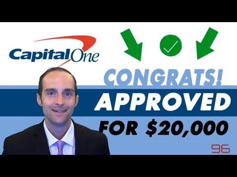 Capital One Spark Business Cash Select Card Application & Approval 0% Interest $20,000 Credit Limit