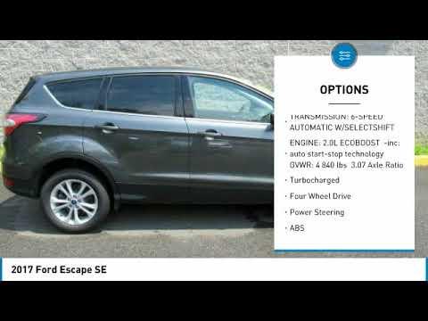 2017 Ford Escape VFP0232