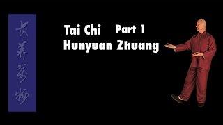 Wudang Longevity Qigong Part 1 - Tai Chi Hunyuan Zhuang Qigong - Simon Blow