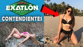 Ellos Son los CONTENDIENTES de EXATLÓN 2 México