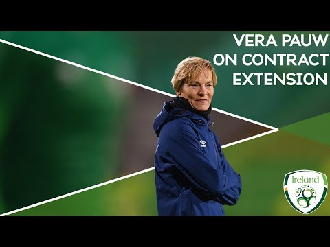 Vera Pauw on contract extension