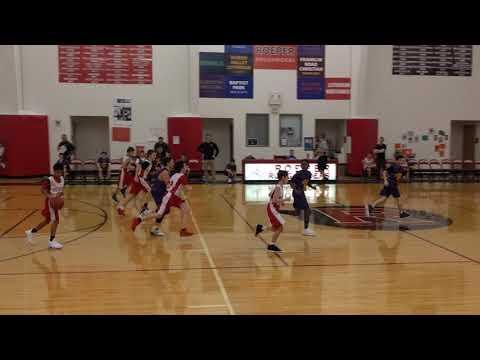 Plymouth Christian Academy 6th Grade Boys Basketball 01/17/18 Part 4