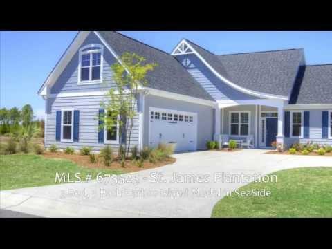 Sold Lo Ng At Coastal Communities New Homes In Seaside At St James Plantation
