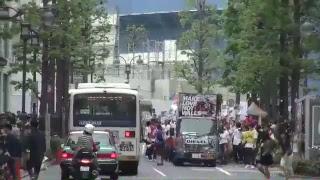 今年もやりました! 東京レインボープライドの一番の目玉! パレードの...