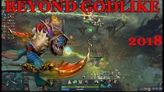 Dota 2 - Slark BEYOND GODLIKE | GAMEPLAY 2018