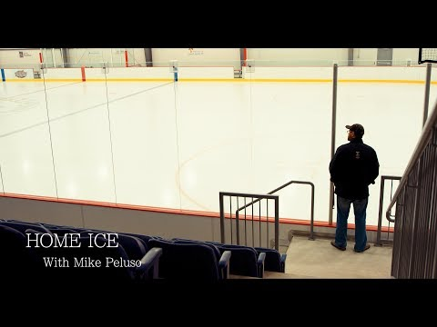 Home Ice - With Mike Peluso. The Story Of A Small-Town NHL Player From North Dakota.