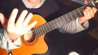 Arpegio tremolo o Bonito en la guitarra