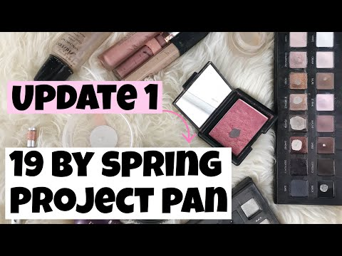 19 BY SPRING PROJECT PAN COLLAB WITH MELISSA Q - UPDATE 1