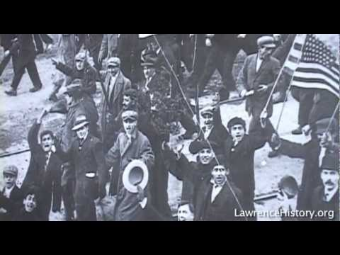 Bread and Roses Strike Centennial Exhibit Highlights (Directed by Lorre Fritchy)