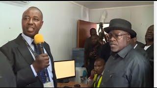 Ziara ya Rais Magufuli kwenye Bandari ya Dar es salaam