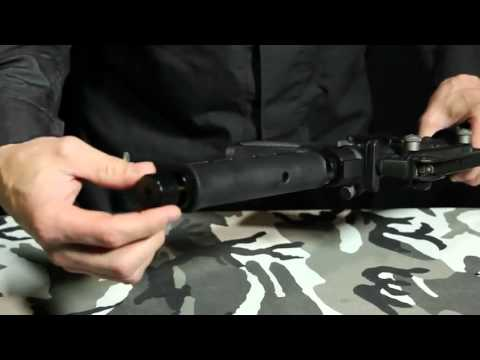 S-thunder m4 paintball marker