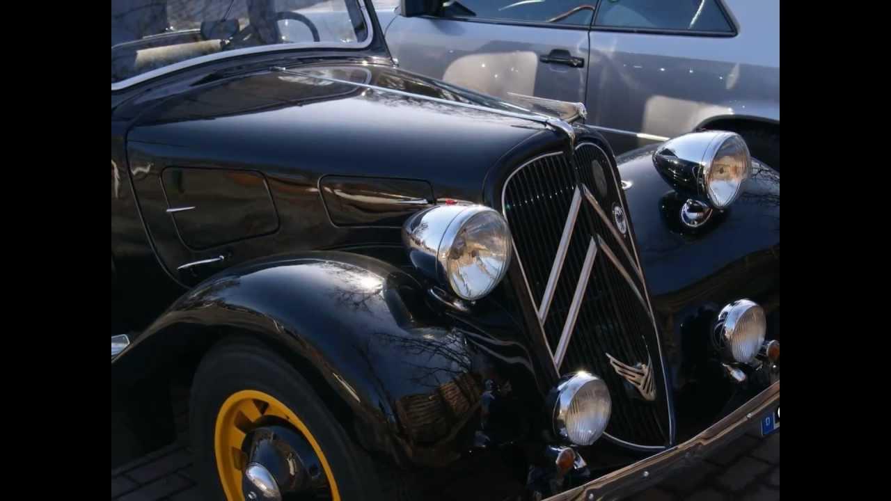CITROËN 7C OLDTIMER CLASSIC CAR PKW aus FRANKREICH FRANCE CARS Citroen 7 C Klassiker OLD
