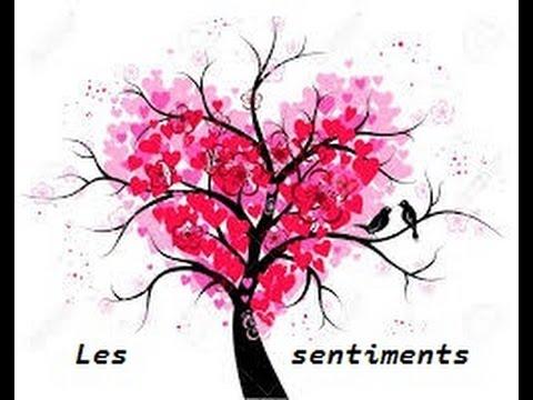 Poème Les Sentiments