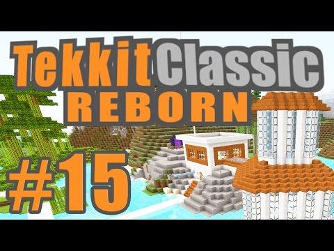 The Tower | Tekkit Classic Reborn | Episode #15