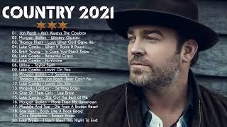 NEW Country Music Playlist 2021 (Top 100 Country Songs 2021)