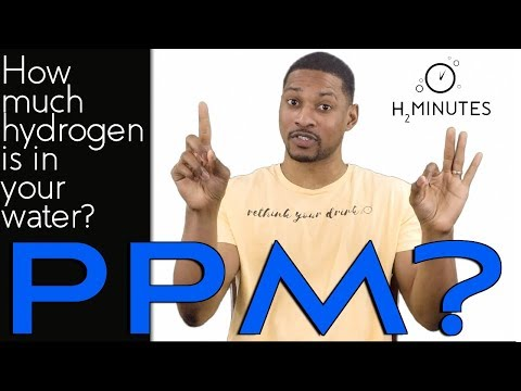 Hydrogen Water PPM??? How much is enough? - Ep. 38