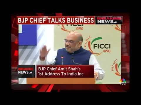 BJP Chief Talks Business at FCCI Event | Breaking News | CNBC TV-18