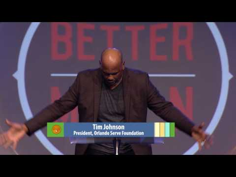 Welcome Home - Life Changing Stories 46 - Tim Johnson BME