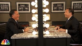 """Mitt in the Mirror"" with Mitt Romney & Jimmy Fallon"